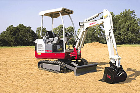 Mini excavator- 1 6 ton – LHS – Local Hire Shop