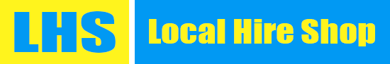 LHS – Local Hire Shop